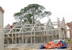 Xẻ đất đền Hữu xây chùa triệu đô không phép ở Nghệ An