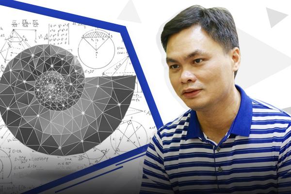 Tình yêu toán học của giáo sư trẻ nhất năm 2019
