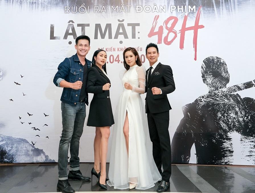 Lý Hải,Minh Hà,Ốc Thanh Vân,Lật mặt 5