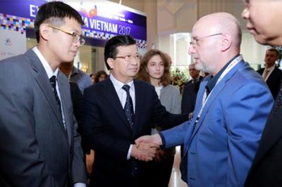 Cơ hội 'vàng' tìm đối tác tại Triển lãm quốc tế Việt Nga