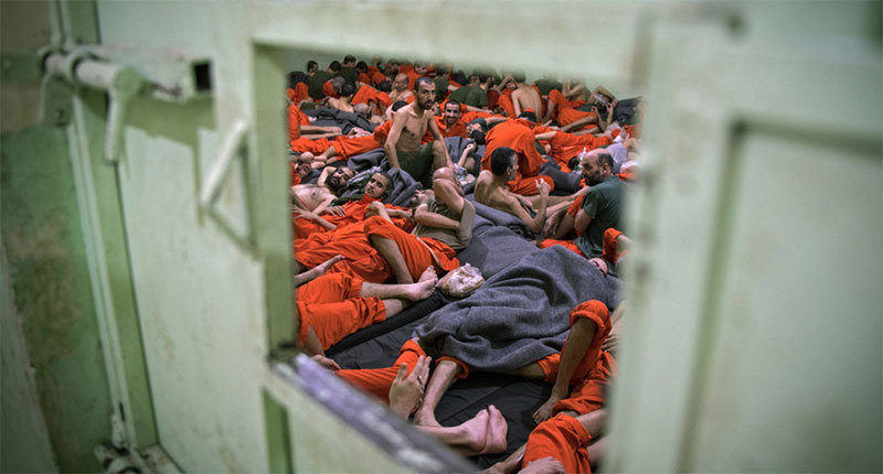 Mỹ,Syria,tù nhân IS,bom hẹn giờ,Tổ chức Nhà nước hồi giáo,IS