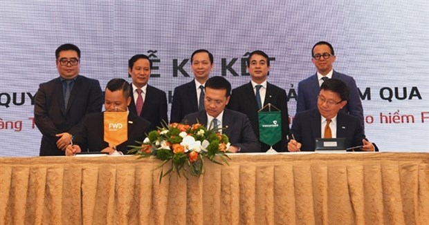 FWD group inks insurance distribution deal with Vietcombank