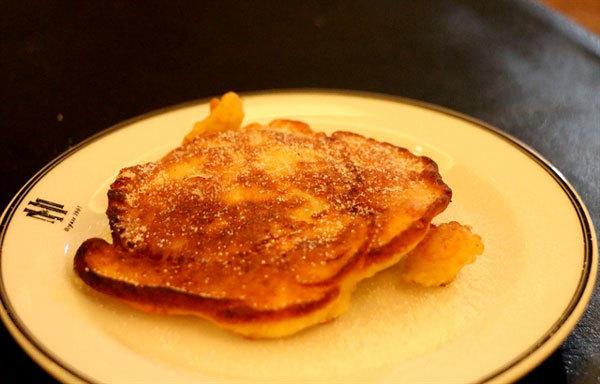 Pancakes: East meets West