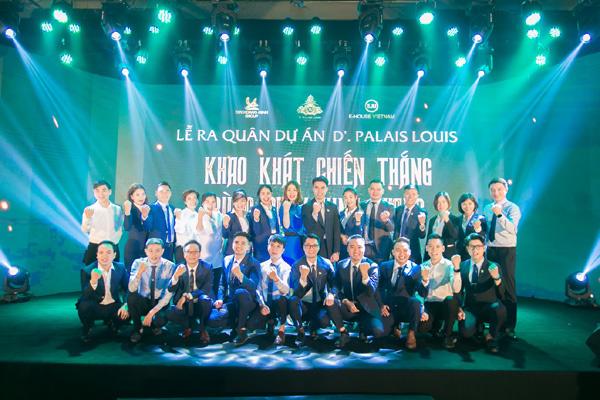 Sôi động Lễ ra quân dự án 'nghìn tỷ' của Tân Hoàng Minh