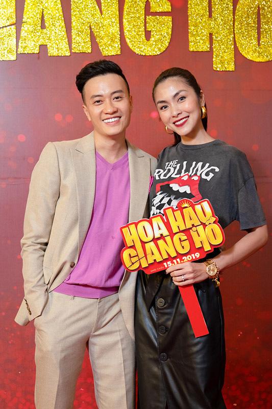 Lương Mạnh Hải,Tăng Thanh Hà