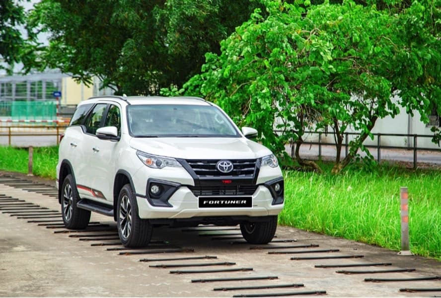 xe 7 chỗ,Toyota,Fortuner
