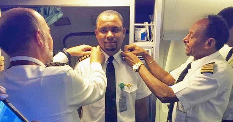 phi công,hàng không,câu chuyện truyền cảm hứng