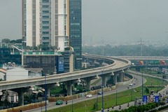 Tuyến metro số 1 TP.HCM rốt ráo thi công, tiết giảm 3.400 tỷ