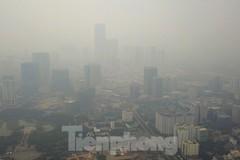 Hanoi continues battling air pollution