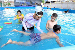 Vietnam looks to tackle child drowning