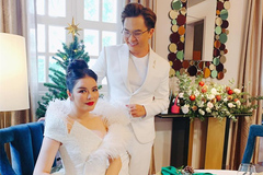 Lý Nhã Kỳ lên tiếng chuyện chụp ảnh cưới với MC Đại Nghĩa