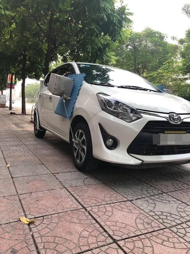 Muôn kiểu chống trộm gương siêu xe cực độc của đại gia Việt