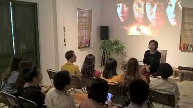 Vitality of creative spaces in Hanoi