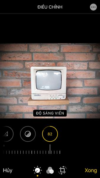 Cách tạo hiệu ứng làm mờ viền ảnh trên iOS 13