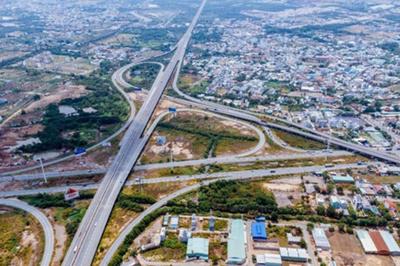 Khởi công cao tốc Dầu Giây - Phan Thiết, BĐS hưởng lợi