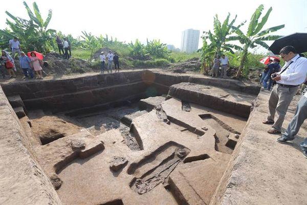 Hà Nội đề xuất khẩn cấp 'cứu' di chỉ khảo cổ học Vườn Chuối