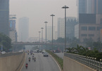 Hazardous air pollution engulfs Hanoi