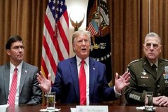 Lý do đằng sau chuyến thăm của tướng quân đội Mỹ tới Hàn Quốc
