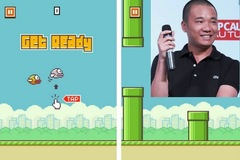 Flappy Bird lọt top 25 ứng dụng có sức ảnh hưởng nhất toàn cầu