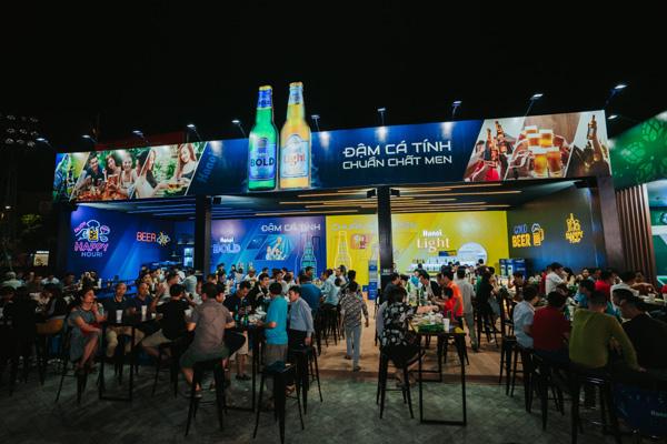 Lễ hội Bia Hà Nội 2019 'đổ bộ' Quảng Ninh, Bắc Giang