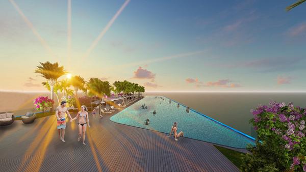 Sức hút siêu dự án nghỉ dưỡng trên tuyến đường đẹp nhất Nha Trang