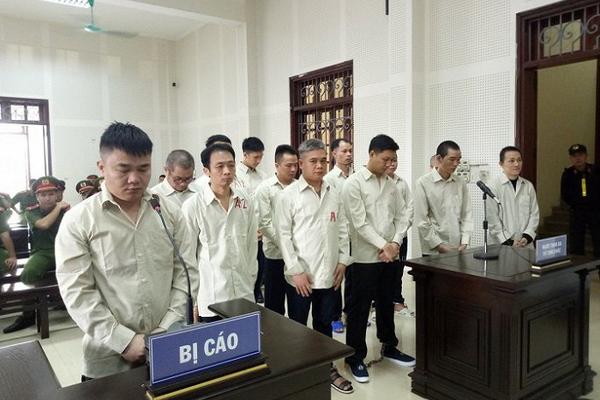 5 án tử hình cho đường dây chuyển 148 bánh heroin từ Lào vào Việt Nam