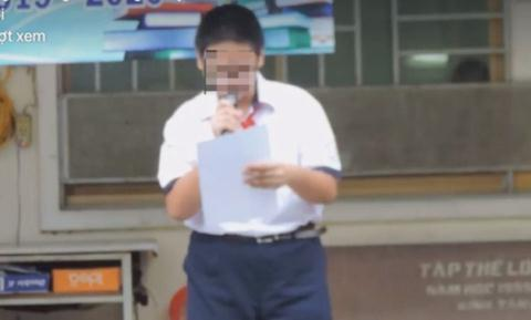 Vietnamese student punished for offending Korean idols