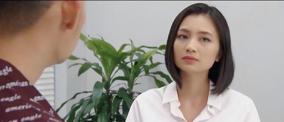'Hoa hồng trên ngực trái' tập 30, Bảo nóng mặt khi nhân viên muốn tán Khuê