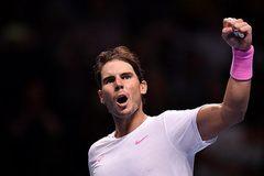 Nadal ngược dòng khó tin, thắp hi vọng vào bán kết ATP Finals