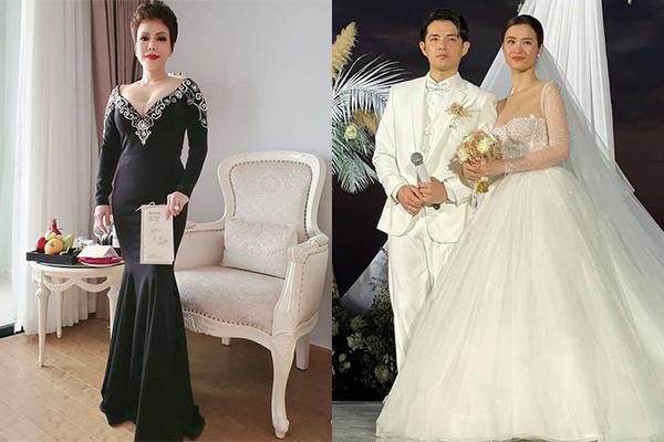 Việt Hương lên tiếng khi bị chê mặc 'lố' ở đám cưới Đông Nhi