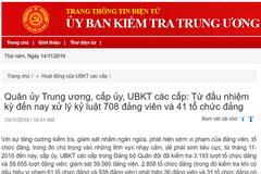 Quân ủy Trung ương xem xét kỷ luật 58 sĩ quan, quân nhân
