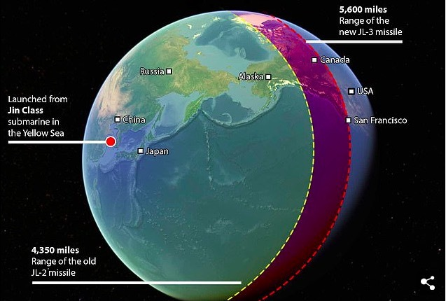 tên lửa,tàu ngầm,vũ khí Trung Quốc,quân sự,tin quân sự