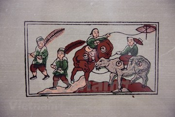 Preserving and promoting Dong Ho folk paintings