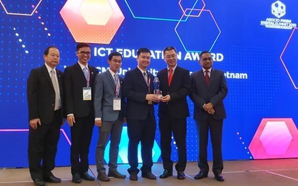 Vietnam wins three ASOCIO awards for 2019