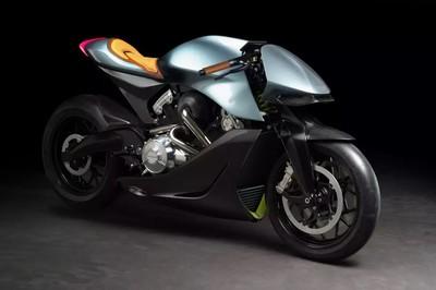 Khám phá siêu môtô 120.000 USD của Aston Martin