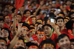 Việt Nam-UAE: Tuyệt đỉnh bóng đá với công nghệ phủ sóng sân vận động của Viettel
