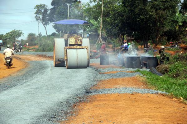 'Đắk Nông chung sức xây dựng nông thôn mới'