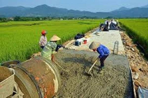 'Nông thôn mới mà dân còn đói, còn nghèo thì người ta không tin'