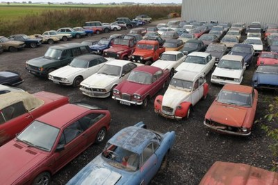 135 ô tô cũ tịch thu từ tội phạm bán giá siêu rẻ