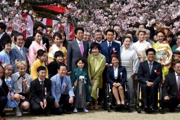 Bị chỉ trích, Thủ tướng Nhật huỷ tiệc ngắm hoa anh đào