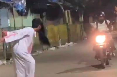 Xem 7 'con ma' chuyên doạ người vừa bị cảnh sát Ấn Độ tóm