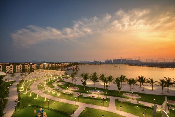 Một trong 'bộ 3 ánh sáng' của Vinhomes Ocean Park chính thức ra mắt