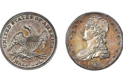 Đồng xu nửa đô-la cực hiếm có giá hơn chục tỷ đồng