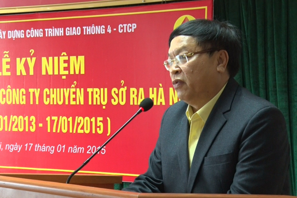 Hà Nội kỷ luật Phó TGĐ Cienco 4 và cựu Chủ tịch HĐTV Cienco 1