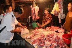 Ministry acts to ensure adequate pork supply in Vietnam