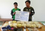 Two Laotian men caught with 100,000 pills of synthetic drugs