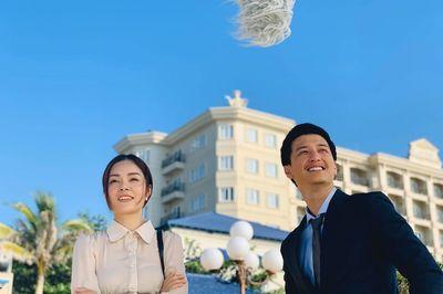 Huỳnh Anh vướng tình tay ba trong 'Tiệm ăn dì ghẻ'