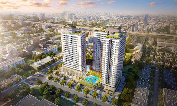 9 tháng đầu năm, Long Giang Land đạt doanh thu 999 tỷ đồng
