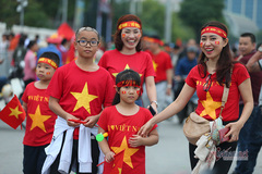 Trực tiếp Việt Nam vs UAE: Đã có đội hình xuất phát