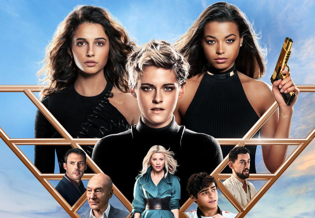 Charlie's Angels,Những Thiên Thần của Charlie,Kristen Stewart,Naomi Scott,Ella Balinska